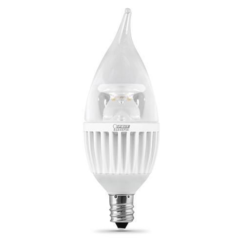 Feit Dimmable Chandelier LED Light Bulb At Menards®