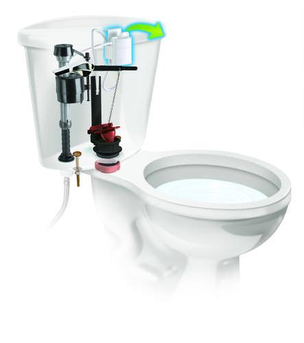 toilet tank repair kit at menards. Black Bedroom Furniture Sets. Home Design Ideas