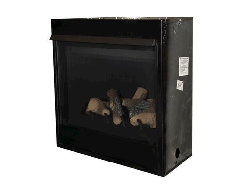 35 Quot Natural Gas Direct Vent Fireplace With Standard