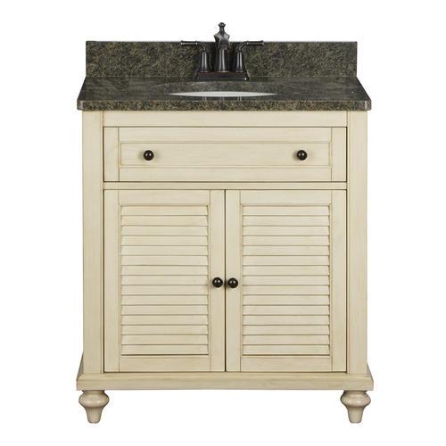 "Fairchild 31-1/4"" X 22"" Cottage Style Vanity At Menards®"