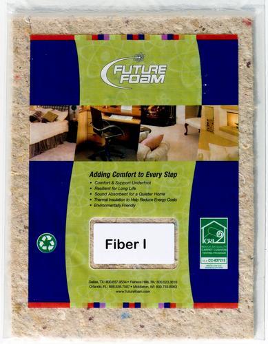 Future Foam Fiber I Carpet Cushion 030 360