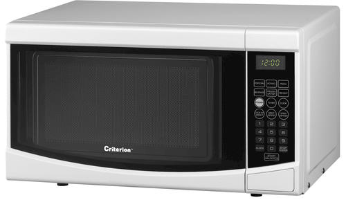 Countertop Microwave Menards : Criterion? 0.7 cu. ft. White Microwave at Menards?
