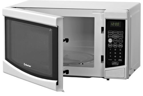 Countertop Microwaves At Menards : Criterion? 0.7 cu. ft. White Microwave at Menards?
