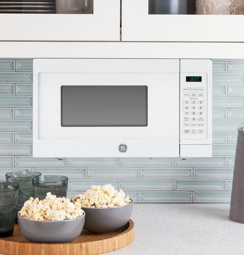 GE? 0.7 cu. ft. Capacity Countertop Microwave Oven Oven at Menards?