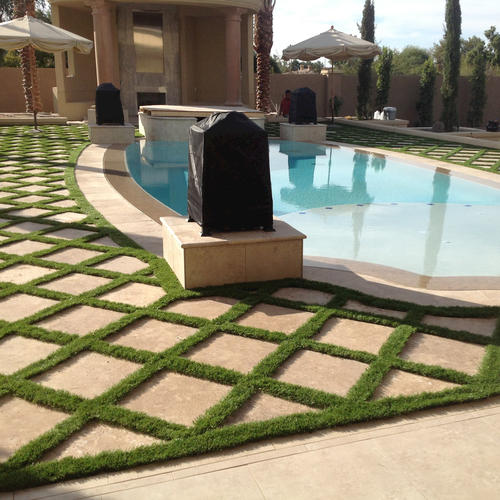 ALLGREEN™ GST Artificial Grass Double W 85 Indoor Outdoor