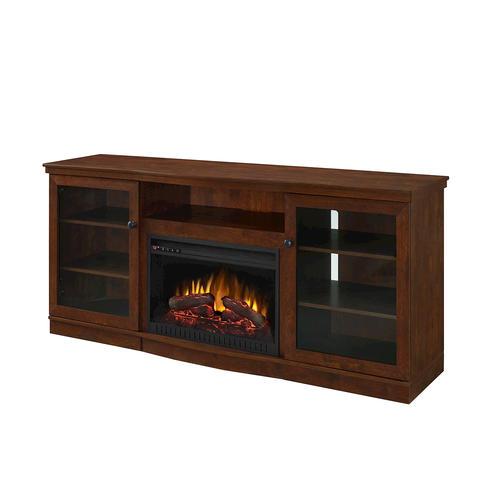 "Whalen Glenmore 72"" Media Fireplace at Menards"