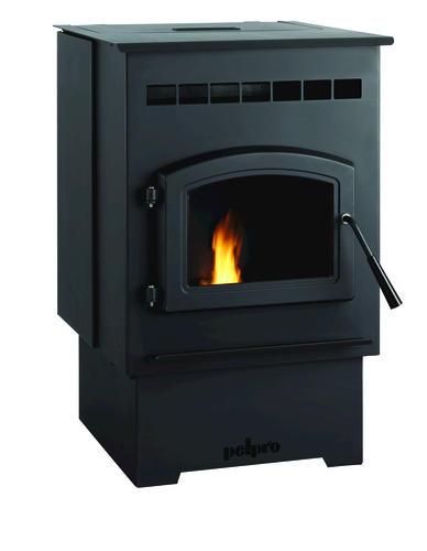 Pelpro Pp60 High Efficiency Pellet Stove Heater At Menards