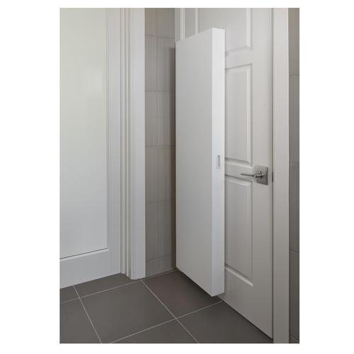 cabidor classic behind the door storage cabinet at menards