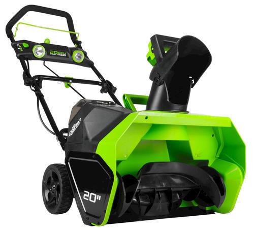 "Menards Snow Blowers >> Greenworks 20"" G-MAX 40-Volt DigiPro Snow Blower at Menards®"