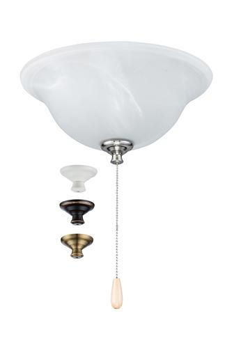 of the century led white marble ceiling fan light kit at menards. Black Bedroom Furniture Sets. Home Design Ideas