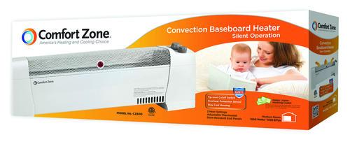 Comfort Zone Baseboard Heater At Menards 174