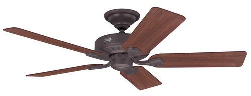 "Hunter Henley 52"" New Bronze Five Minute Ceiling Fan at"