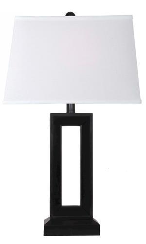 Sydney 2 Pack Black Table Lamp At MenardsR