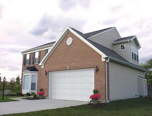 Ideal Door 174 3 Star Standard Value Non Insulated Garage