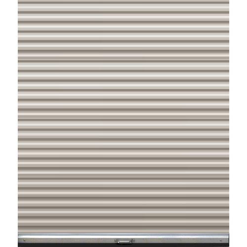 Ideal door 6 ft x 7 ft ribbed model 200m roll up door for 10 x 7 garage door menards