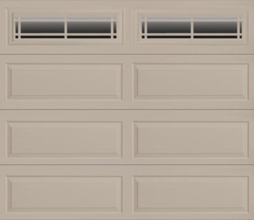 Ideal Door Prairie 9 Ft X 7 Ft 4 Star Sandtone Insul