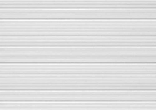 Ideal door 10 ft x 7 ft 3 star white non insul deep for 10 x 7 garage door menards