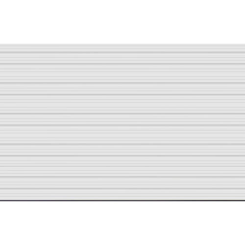Ideal Door 14 Ft X 9 Ft 4 Star White Deep Ribbed Insul