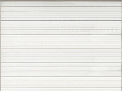 Ideal door 10 ft x 18 ft 4 star white deep ribbed insul for 18 x 10 garage door