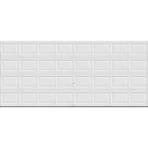 Ideal door 3 star standard value non insulated garage for 16x7 insulated garage door