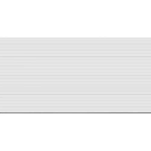 Ideal door 16 ft x 8 ft 5 star white insul ribbed for 16 ft x 8 ft garage door