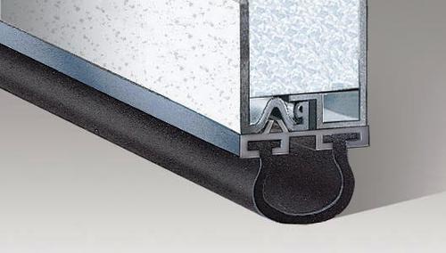 Ideal Door 174 9 Ft Replacement Bottom Weatherstrip For