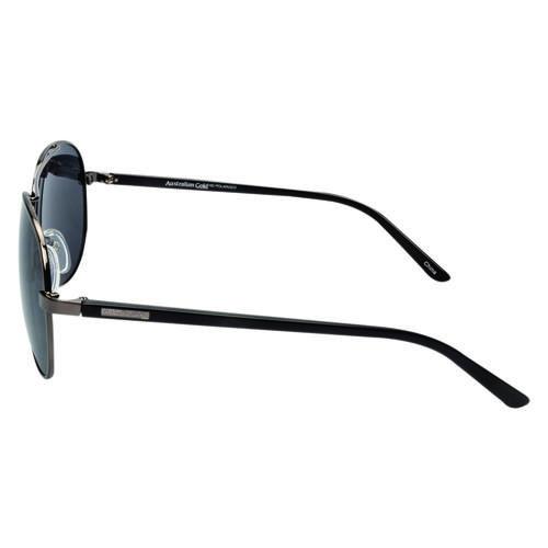 d0fa0fb758 Australian Gold® Classic Aviator-Shaped Unisex Polarized Sunglasses at  Menards®