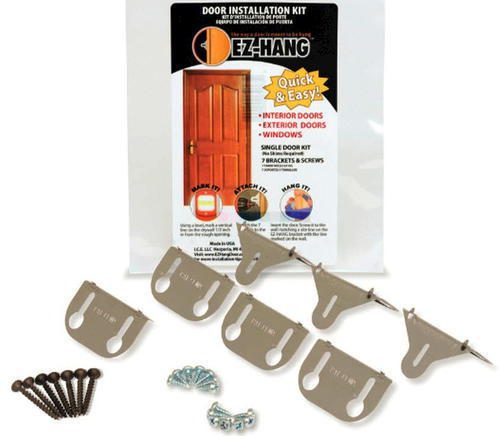 Ez Hang Single Door Or Window Installation Kit At Menards 174