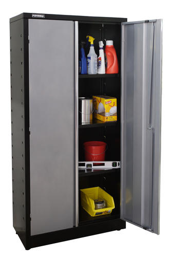 menards garage cabinets performax 174 2 door storage locker cabinet at menards 174 23187