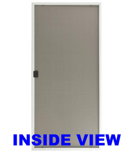 Jeld wen 36 x 80 traditional right hand sliding patio for Sliding glass doors 108 x 80