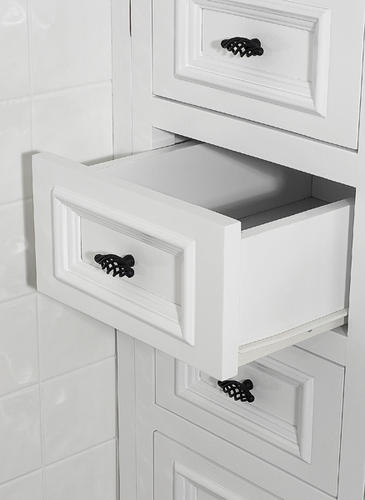 Jsi 15 Rta White Inset 3 Drawer Base At Menards