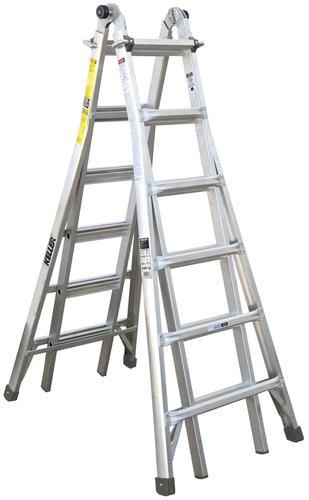 26 Aluminum Telescoping Ladder Type Ia At Menards 174
