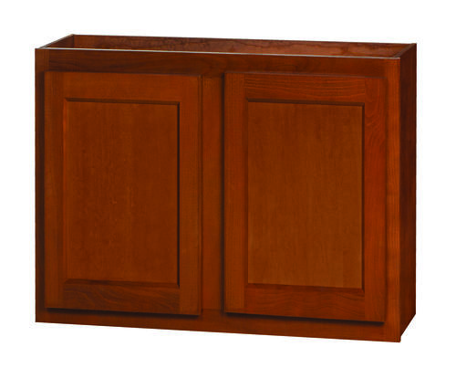 Kitchen kompact glenwood 30 x 21 beech wall cabinet at for Beech kitchen wall cupboards