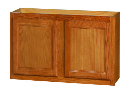Kitchen kompact chadwood 30 x 18 oak wall cabinet at for Kitchen cabinets 30 x 18