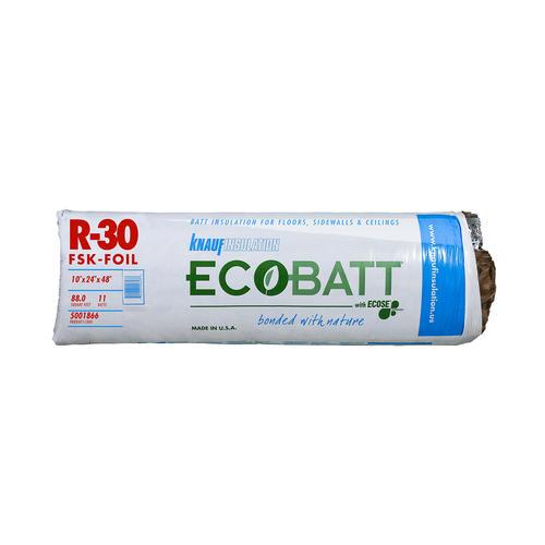 Batt Insulation Product : Knauf insulation r quot fsk fiberglass batt
