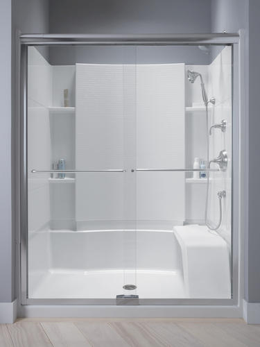 Sterling Finesse By Pass Shower Door Quick Install At
