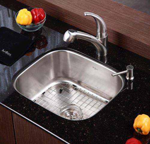Menards Kitchen Sinks : ... Steel Undermount Single-Bowl 16-Gauge Kitchen Sink at Menards