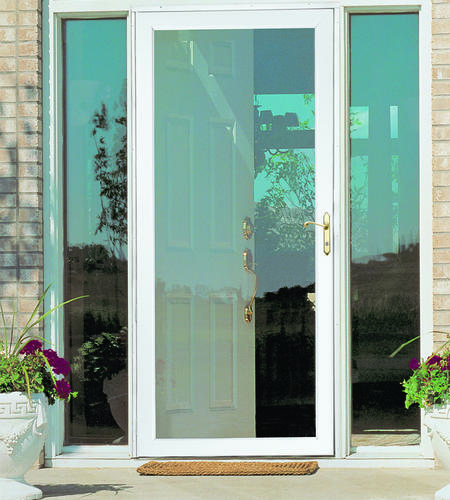 Larson Parkview Full Clear Storm And Screen Door At Menards