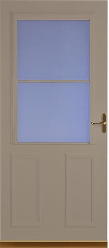 larson timberline screen away high view storm screen door at menards. Black Bedroom Furniture Sets. Home Design Ideas