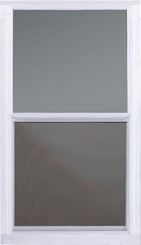 Larson 2 Track Double Hung Storm Window W Low E Glass At
