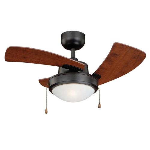 Turn The Century Quimby 36 in New Bronze Ceiling Fan