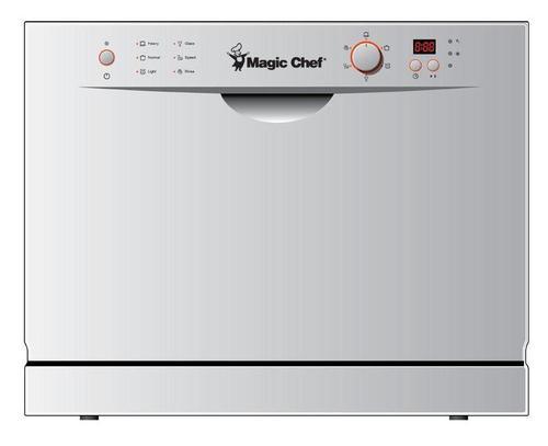 Magic Chef Portable Countertop Dishwasher at Menards?