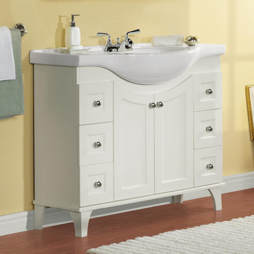 magick woods 41 concord collection vanity ensemble at menards