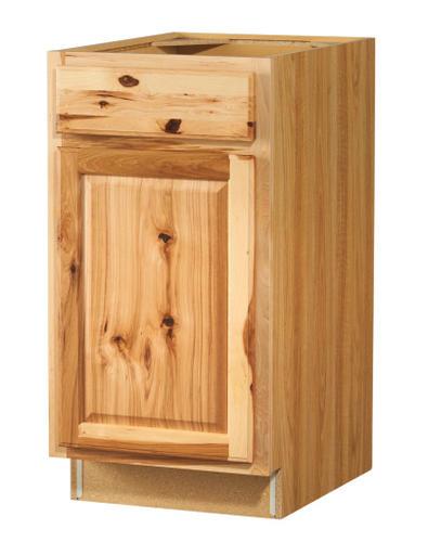 Value Choice 18 Thunder Bay Hickory Standard 1 Door