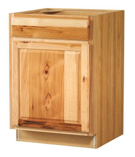 Value Choice 24 Thunder Bay Hickory Standard 1 Door