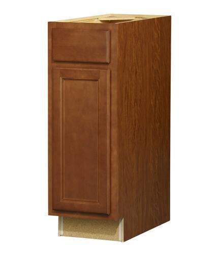 Value choice 12 erie birch standard 1 door drawer base - Menards kitchen cabinets sale ...