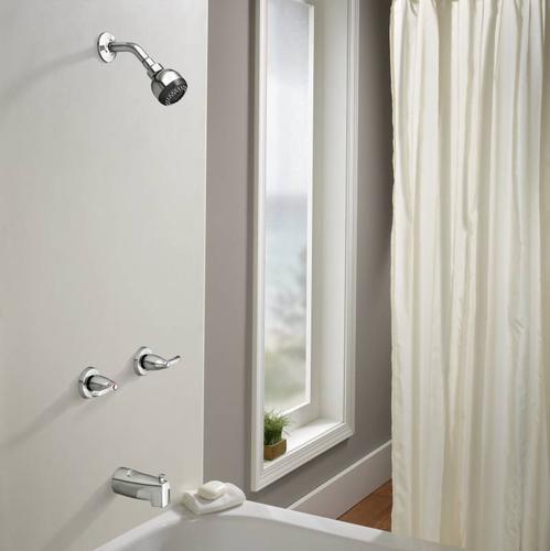 Moen Adler 2 Handle Tub Shower At Menards