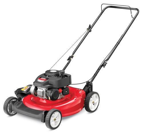Mtd 21 Quot 139cc 2 In 1 Push Lawn Mower At Menards 174