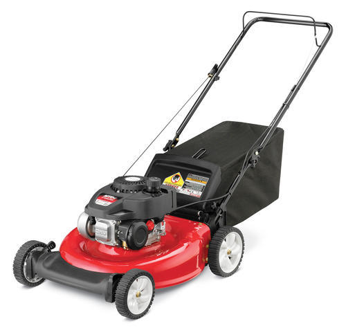 Push Mower Accessories : Mtd quot cc in push lawn mower at menards