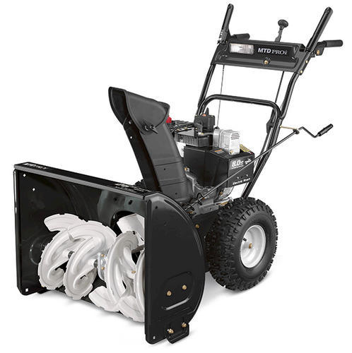 "Menards Snow Blowers >> 26"" 2-Stage Snow Blower- 208cc at Menards®"
